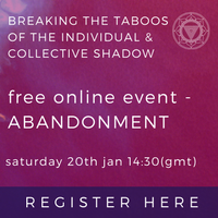 Breaking the Taboos Series - Abandonment