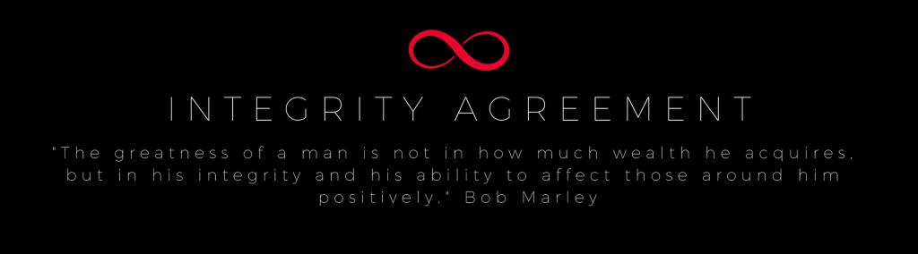 Integrity Agreement - Nicola Lucie