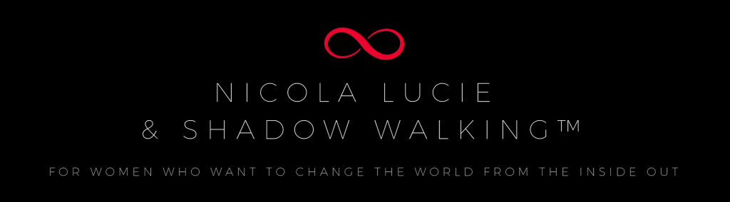 Nicola Lucie & Shadow Walking Banner