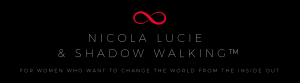 Nicola Lucie & Shadow Walking Banner