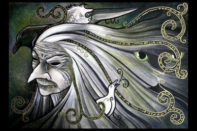 crone-goddess